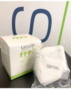 FFP 2 Masken ohne Ventil ( Pkg. 30 Stk.)