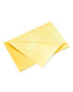 Patientenservietten, yellow sunshine,