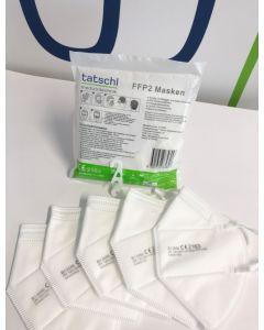FFP2 Schutzmaske, CE zertifiziert,